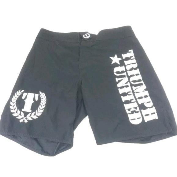 Triumph United MMA Boxing Shorts